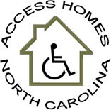 Logo for Access Homes North Carolina