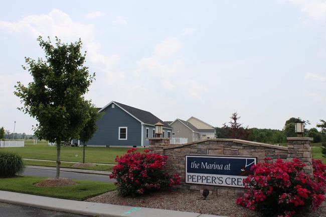 The Marina at Peppers Creek Neighborhood-Dagsboro-DE-Entrance