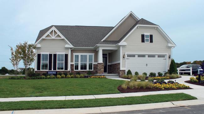 Pelican Point Millsboro DE Model Home