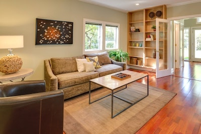 beautifully-staged home