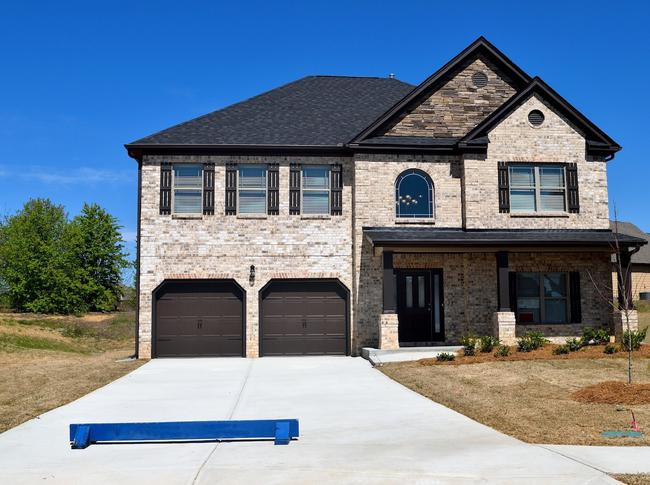 Stunning custom homes, spacious and landscaped yards, and scenic country living await at Ole Mill Stream.
