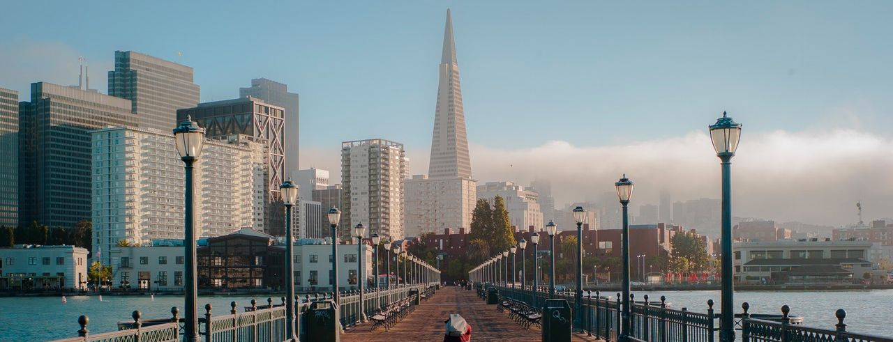 San Francisco commercial and residential property