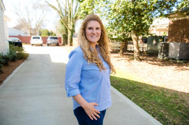 Photo of Christina Martin,