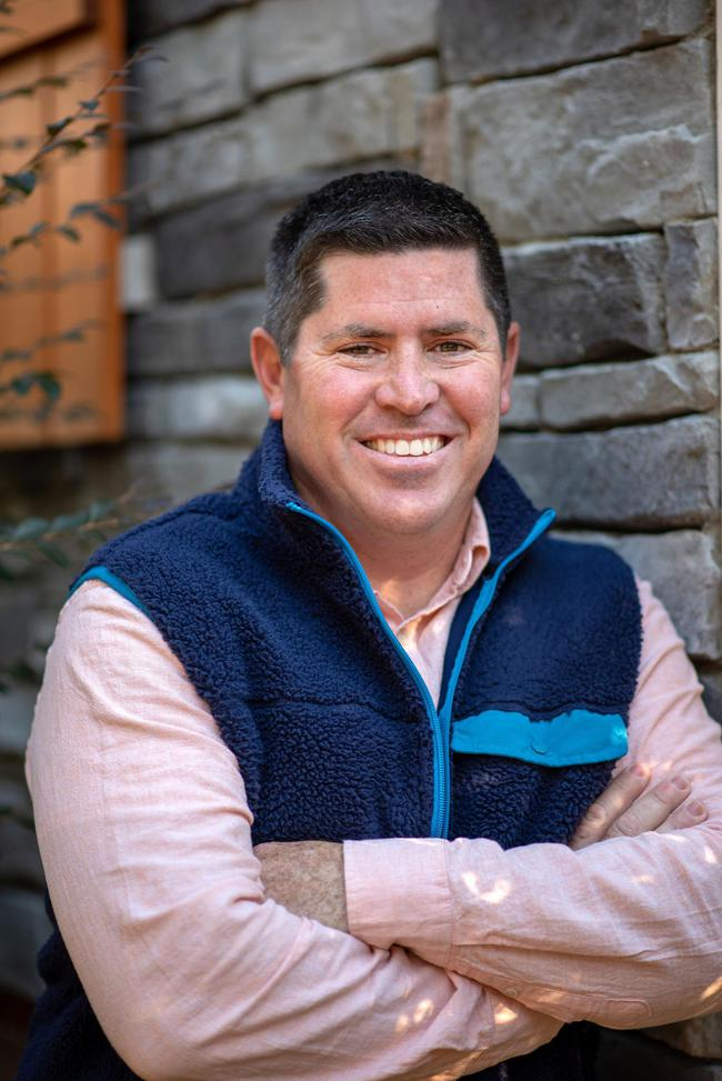 Photo of Chris Pearson,