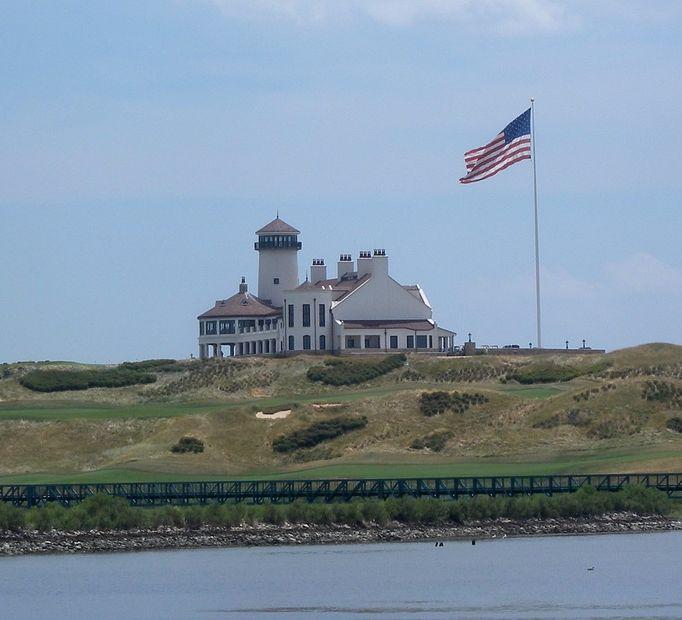 bayonne golf club on the water