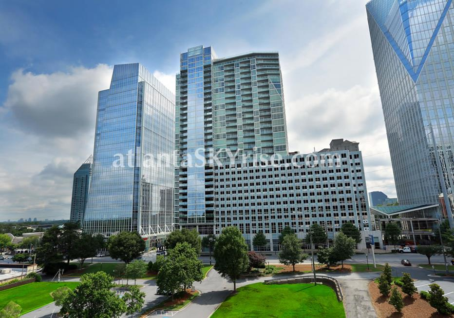 10 Terminus Place Buckhead Atlanta Condo Real Estate