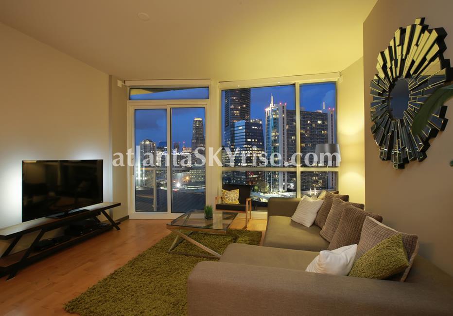 10 Terminus Place Buckhead Atlanta Condo Residence WIth Views