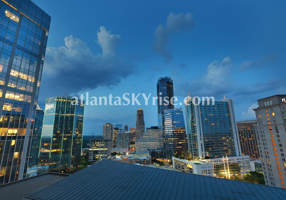 10 Terminus Place Buckhead Atlanta Views