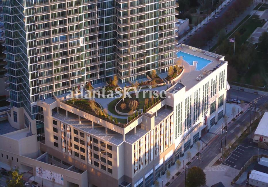 1010 Midtown Atlanta Condo Views