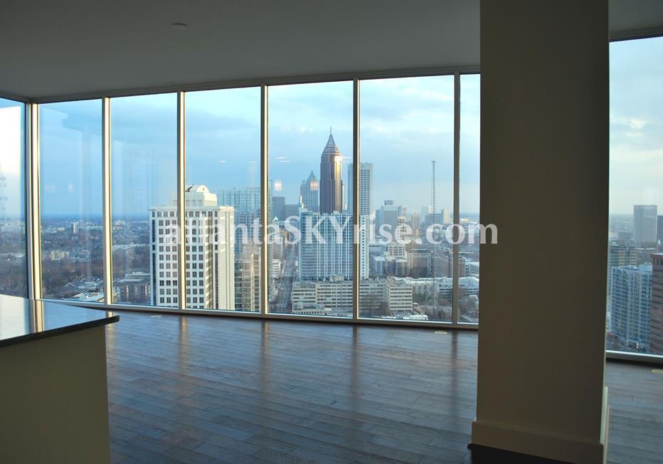 1010 Midtown Atlanta Condo Views Of The City