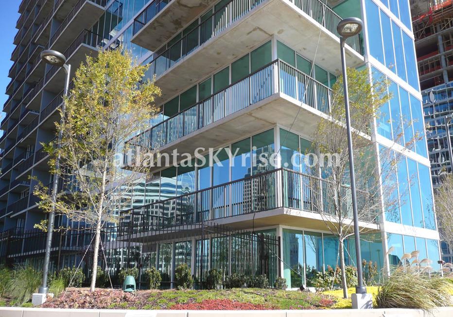 1010 Midtown Atlanta Condo Real Estate