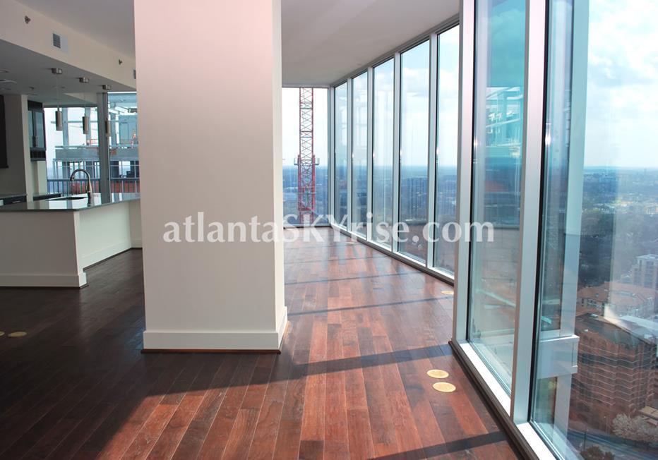 1010 Midtown Atlanta Condos With Panoramic City Views