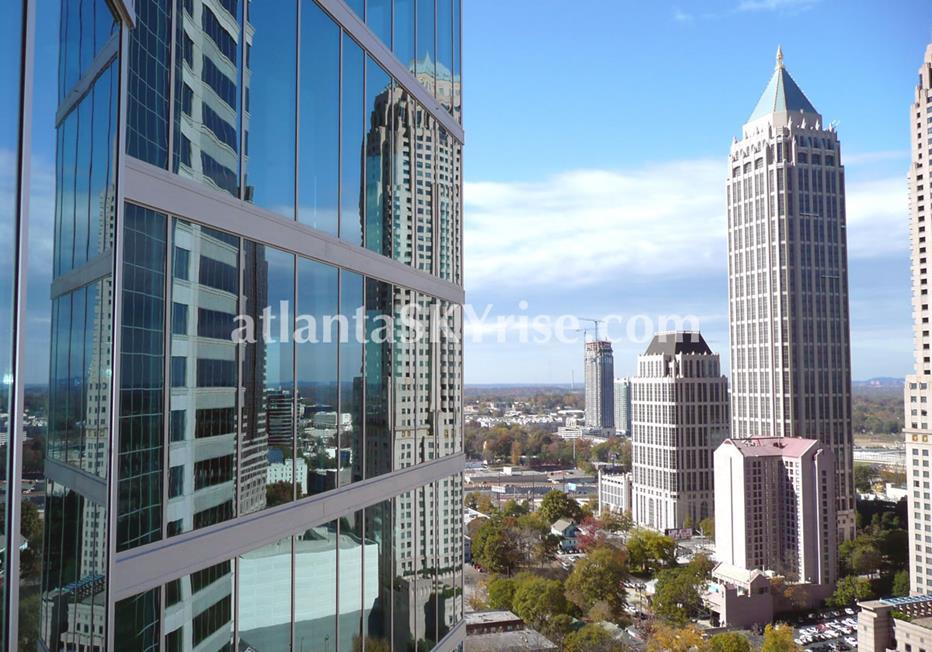 1010 Midtown Atlanta Condo Residences With Panoramic City Views