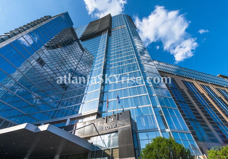 1065 Midtown at Loews Atlanta Condominium