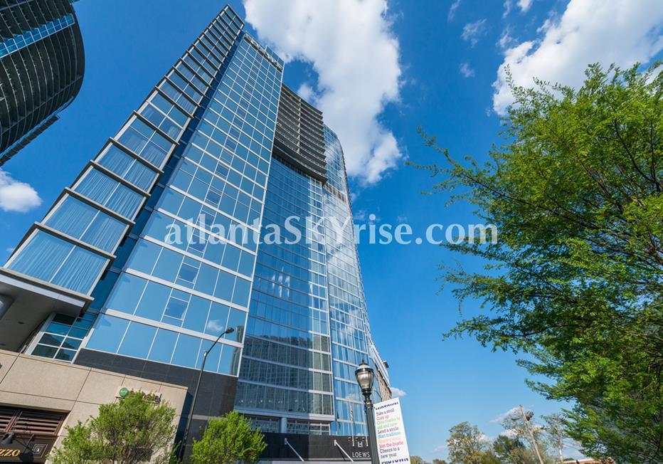 1065 Midtown at Loews Condominium in Midtown Atlanta