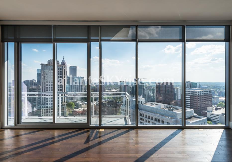 1065 Midtown at Loews Atlanta Condo City Views