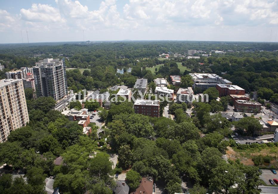 Midtown Atlanta GA Views