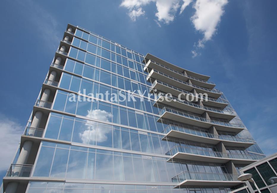 1065 Midtown at Loews Atlanta Condominium Building