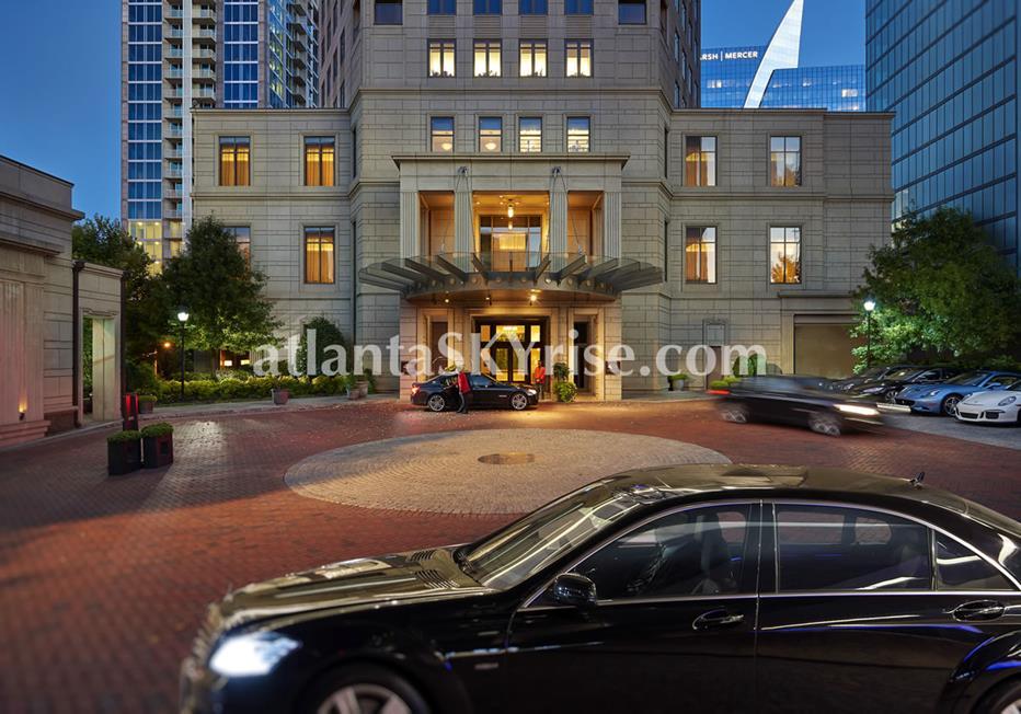 Mandarin Oriental Residences Buckhead Atlanta Condominium
