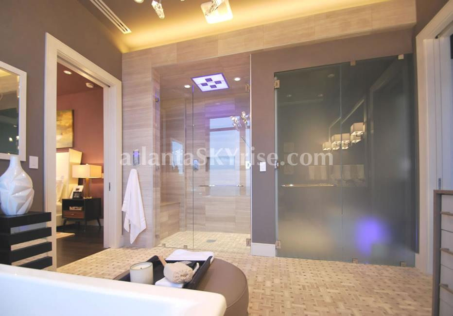 Mandarin Oriental Residences Buckhead Atlanta Condo Residence