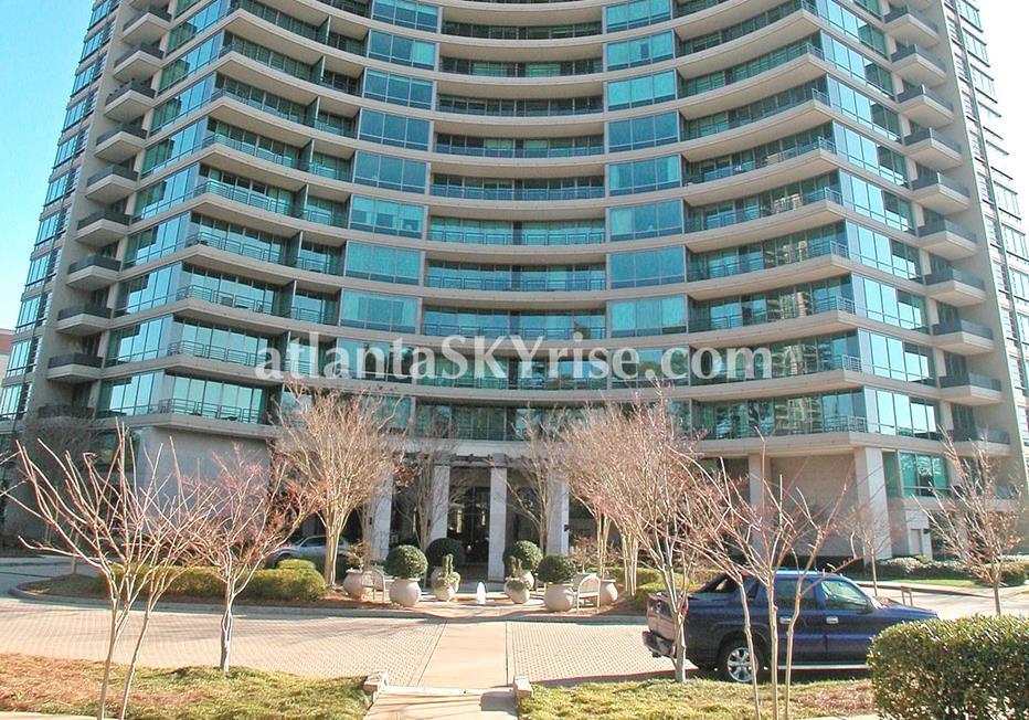Park Regency Buckhead Atlanta Condo Real Estate