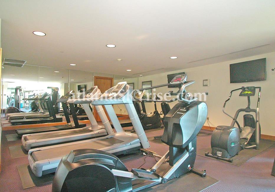 Park Regency Buckhead Atlanta Condo Fitness Center