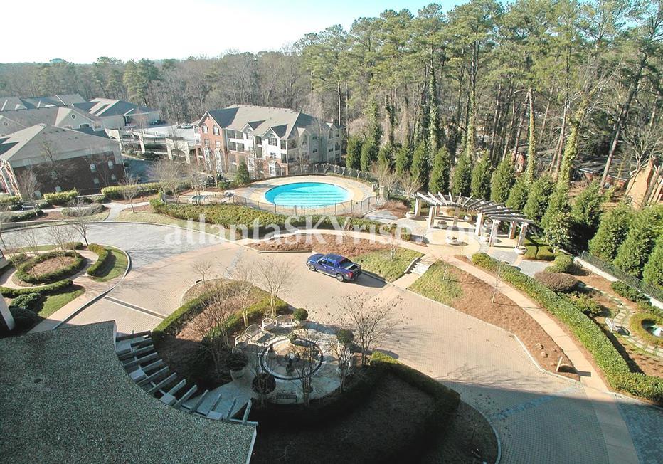 Park Regency Buckhead Atlanta Condo Pool