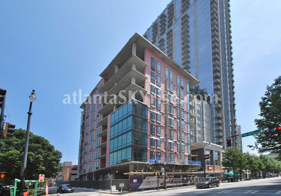 Seventh Midtown Atlanta Condo Building