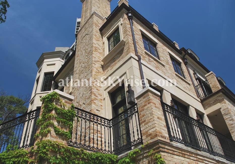 The Bellingrath Buckhead Atlanta Beautiful Townhome Residences