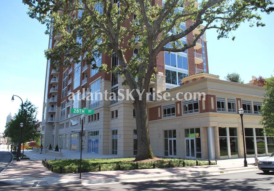 The Brookwood Midtown Atlanta Condominium