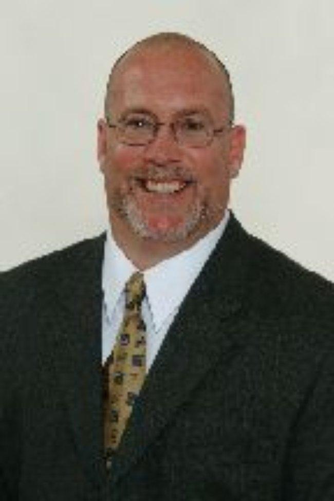 Photo of Jeff Myers,