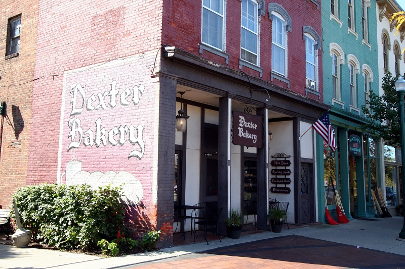 Dexter Bakery, Downtown Dexter MI