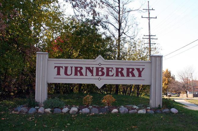 Turnberry Subdivision, Ann Arbor