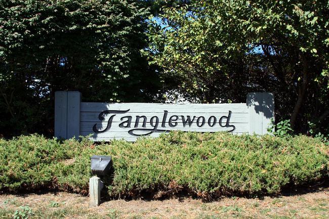 Tanglewood Subdivision, Ann Arbor Entrance