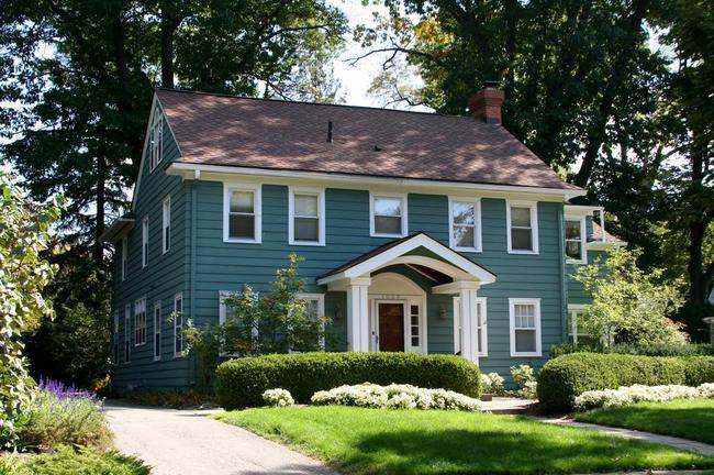 Burns Park, Ann Arbor MI 48104