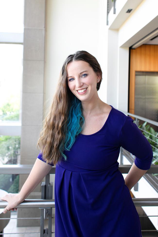 Photo of Cassie Blue