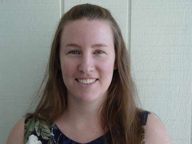 Photo of Kristen Frost,