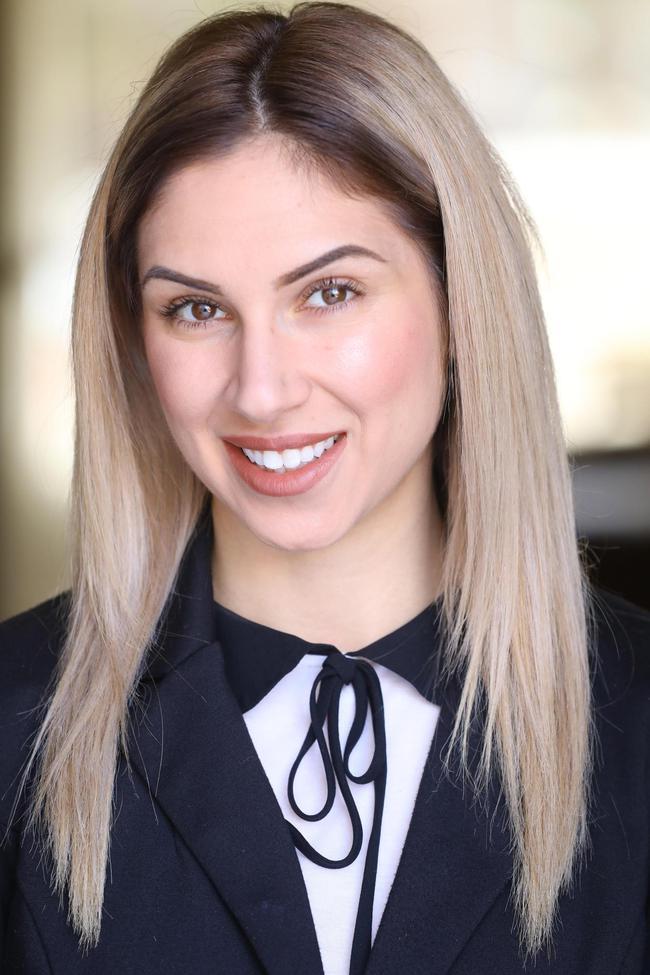 Photo of Jessica Sarkis,