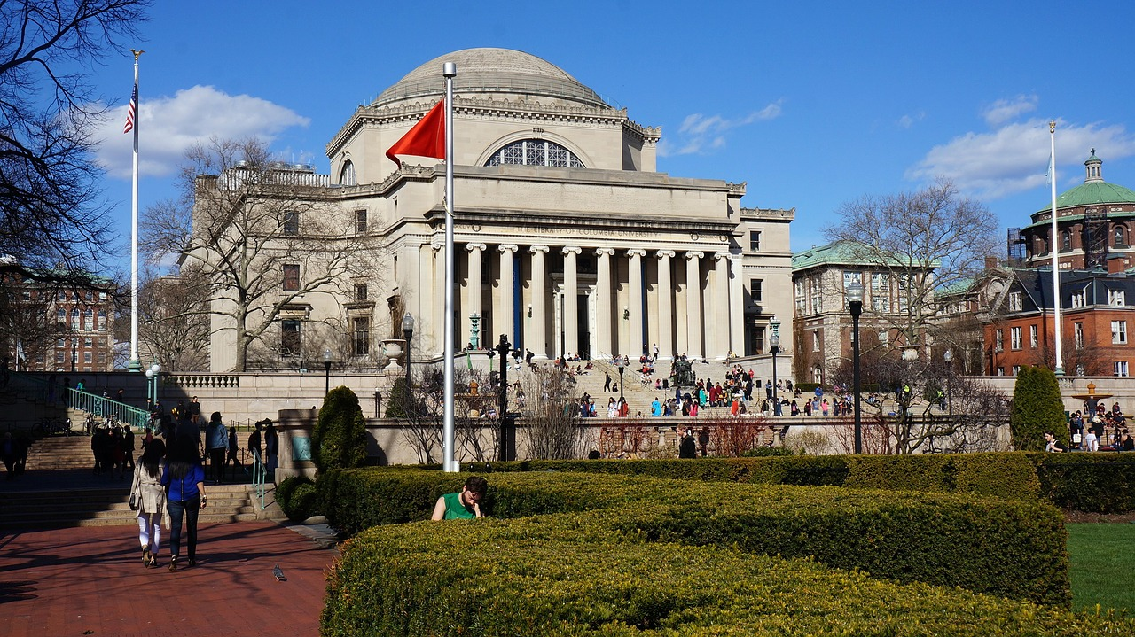 columbia university in morningside heights