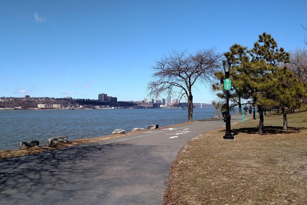 riverside park on the upper west side
