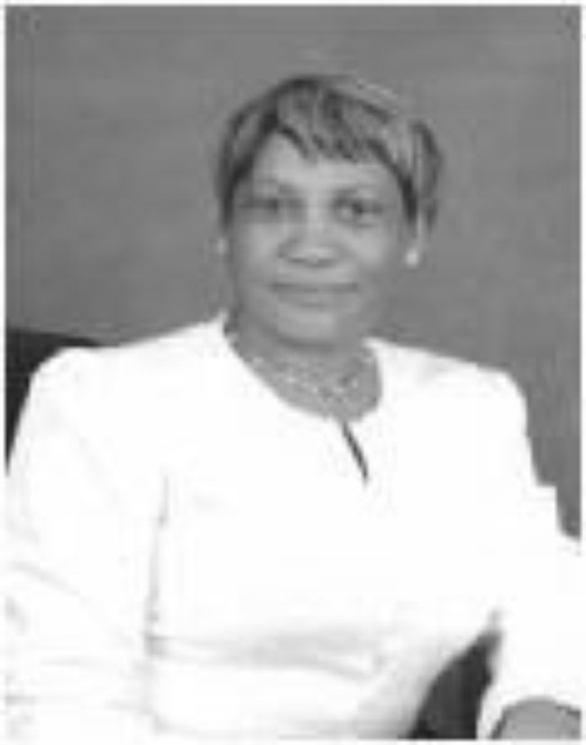 Photo of Beverly Andrews,