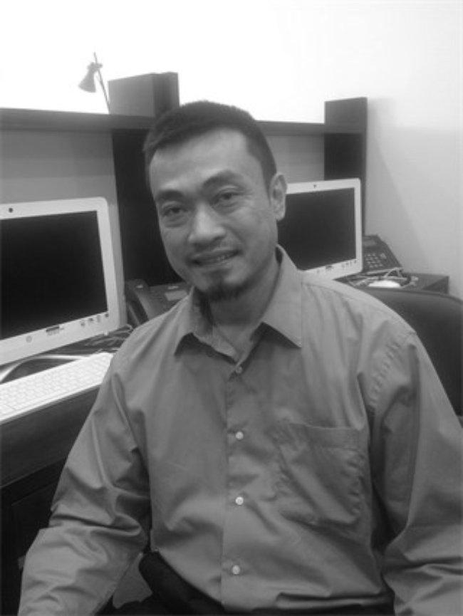 Photo of Edward Gong,