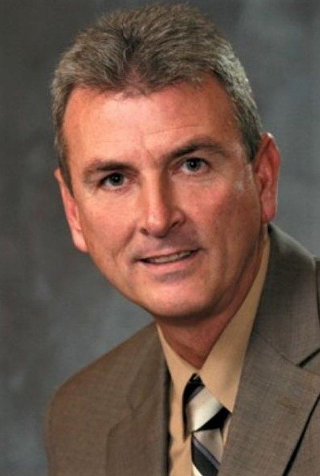 Photo of Jeff Dawson,