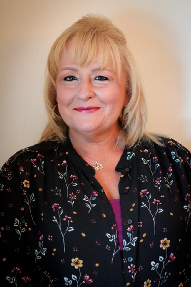 Photo of Christine Crosby,