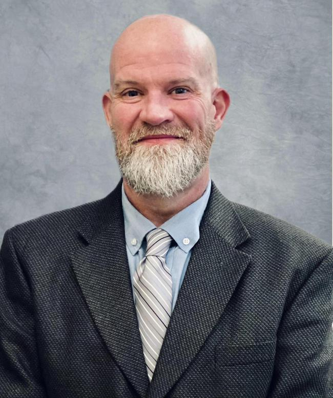 Photo of Eric Cox,