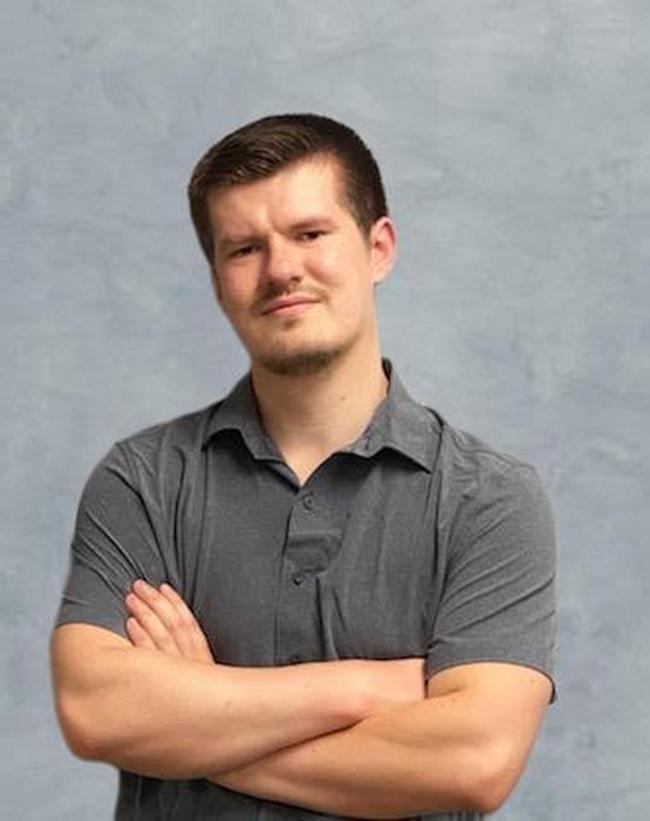 Photo of Maxwell Kubacki,