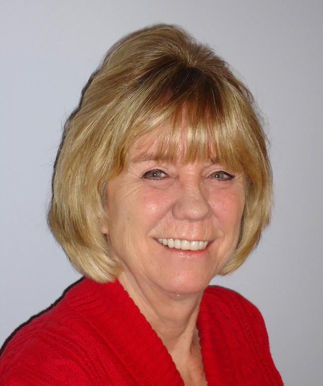 Photo of Pam Frabell,