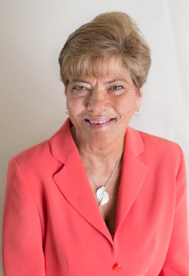 Photo of Cathie Podroskey,