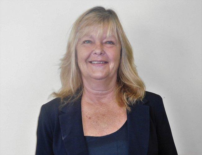 Photo of Kathy Hartman,