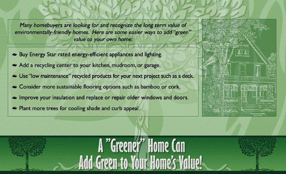 Green Home Improvements, Camp Lejeune Homes